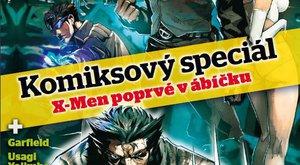 Vyšlo nové ábíčko, v komiksovém speciálu se poprvé představují X-Men