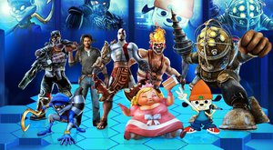 """Hvezdy PlayStation bojují """"všichni proti všem"""""""