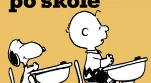 Recenze: Snoopy je po škole a stačí mu lepší čtyřky!