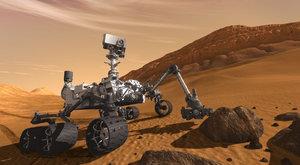 Mars živě! Nedělní přistání na Rudé planetě proběhne v přímém přenosu