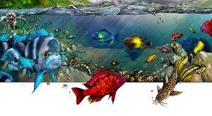 Laboratoř evoluce: Sladkovodní moře