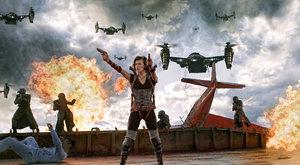 7 zabijáckých faktů o zombie akčňárně Resident Evil: Retribution
