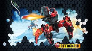 """Attacknid útočí! Novou """"hračku"""" vymyslel vývojář, co se živí stavěním robotů"""