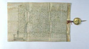 Dokument, který nám pomohl: Zlatá bula sicilská