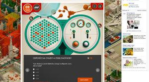Na Facebooku můžete mít online brigádu v jaderné, uhelné nebo vodní elektrárně