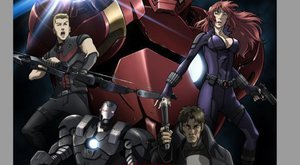 Iron Man se dal do super týmu s Hulkem