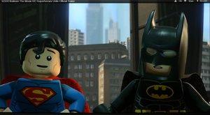 Temný rytíř má rád Lego: Batman v prvním filmu