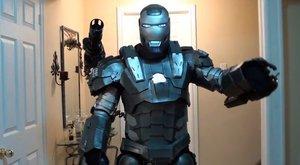 Nejlepší fandovský kostým má War Machine