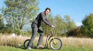 Mezek na kolech: Kolobrnda do terénu