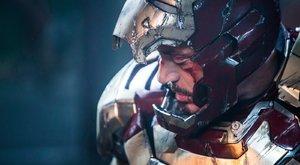 Iron Man dostal po tlamě! Nová drsná fotka