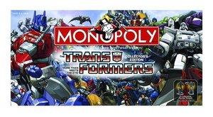 Transformers obsadili Monopoly