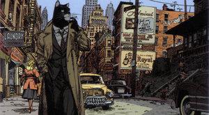 Recenze: Kočičí detektiv Blacksad má 10 životů