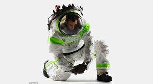 NASA má nový skafandr. Z filmu Toy Story?