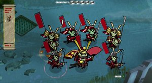 Skulls of the Shogun: Neskutečně roztomilá strategie