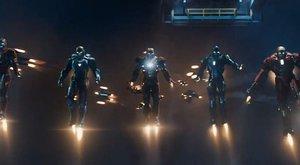 Iron Man má posily! Nová upoutávka