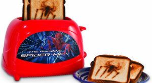 Toasty jako od Spider-Mana