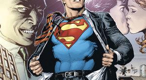 Superman v pubertě poprvé zachraňuje
