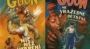 Recenze: Komiksový Goon se obřích chobotnic nebojí