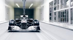 Jak se dělá F1