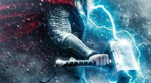 První plakát na Thora 2