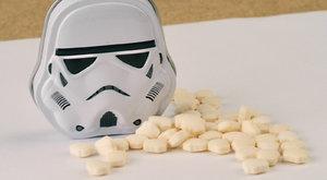 Star Wars bonbony provází Síla