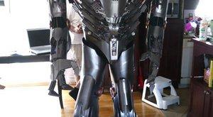 Definitivně nejlepší kostým Transformera