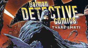 Recenze: Batmanovy komiksy mají různé tváře smrti