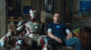 Iron Man je zachráněný: Robert Downey Jr. podepsal!