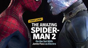 Electro si poprvé dává Amazing Spider-Mana v plné parádě