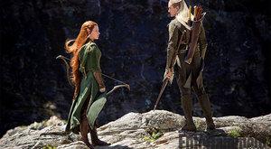 Hobit 2: Elfové jsou na draka!