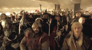 Létající Středozemě: Jak aerolinky adoptovaly Hobita