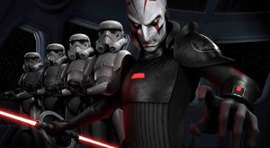 Nový zloduch ve Star Wars: Co takhle pusinku?