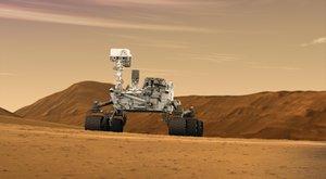 Curiosity má díru v kole: Mise v ohrožení?