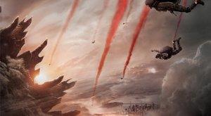 Godzilla je hororově hrozivá: První upoutávka (ČESKY)