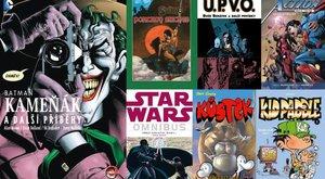 10 nejlepších komiksů roku 2013