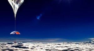 Balonem do vesmíru: Výlet budoucnosti?