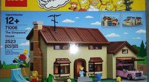 První Lego set Simpsonových vypadá totálně senzačně