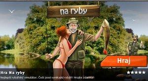 Hraj hned teď! Simulátor rybaření: Kdo si troufne na žraloka?!!