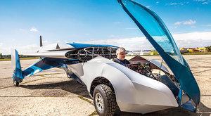 Aeromobil: Letadlo v garáži