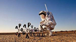 Kosmický hadry: Včem poletíme na Mars?