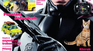 Co bude v ABC č. 4: S tvrdou pěstí zákona Robocopem