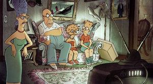 Francouzští Simpsonovi: Úplně nový gaučový gag