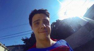 GoPro Superman: Den očima Muže z oceli díky moderní technologii