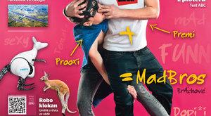Co bude v ABC č. 12: Blázniví Youtubeři MadBros