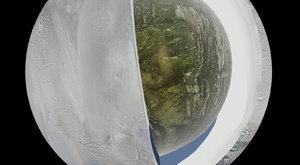 Saturnův měsíc má oceán!
