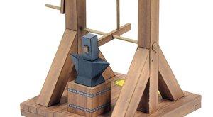Vynálezy Leonarda da Vinci: Hamr