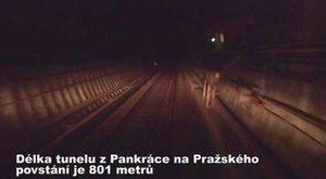 Metro slaví: Podívejte se na video z jeho pražských útrob!