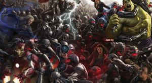 Filmoví Avengers v plné parádě zazářili na Comic Conu