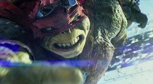 Želvy ninja: Nebezpečně vtipní obojživelníci