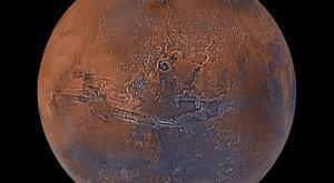 Prozkoumej vesmír! Ledovce na Marsu?!!